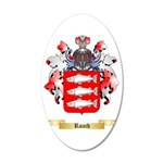 Roach 35x21 Oval Wall Decal