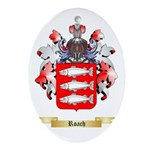 Roach Oval Ornament