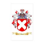 Roa Sticker (Rectangle 50 pk)