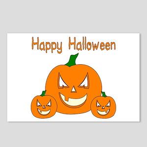 Happy Halloween Postcards (Package of 8)