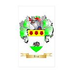 Riza Sticker (Rectangle 50 pk)