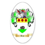 Riza Sticker (Oval 10 pk)