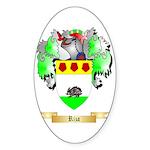 Riza Sticker (Oval 50 pk)
