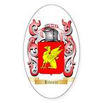 Riviere Sticker (Oval 10 pk)
