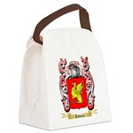 Riviere Canvas Lunch Bag