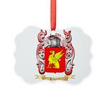 Riviere Picture Ornament