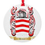 Rivier Round Ornament
