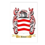 Rivier Postcards (Package of 8)