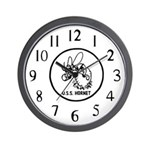 USS Hornet (CV 8) Wall Clock