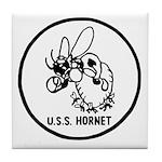 USS Hornet (CV 8) Tile Coaster