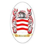 Riveros Sticker (Oval)