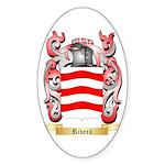 Rivera Sticker (Oval)