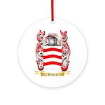 Rivera Round Ornament