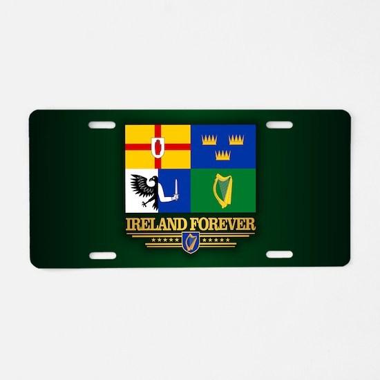 Four Provinces Flag Aluminum License Plate