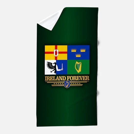 Four Provinces Flag Beach Towel