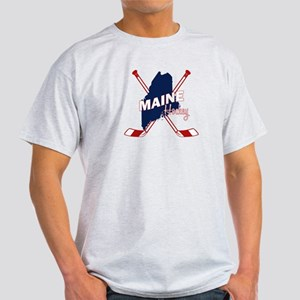 Maine Hockey Light T-Shirt
