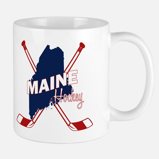 Maine Hockey Mug