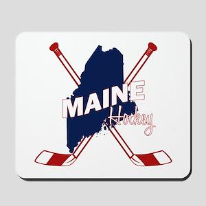 Maine Hockey Mousepad