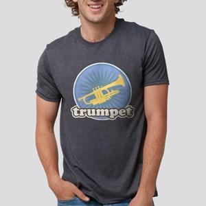 Trumpet Vintage Retro Music T-Shirt