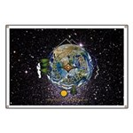 Hiker's Soul Compass Space Banner