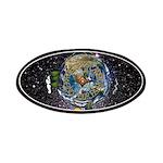 Hiker's Soul Compass Space Patch