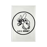 USS Hornet (CV 8) Rectangle Magnet (100 pack)