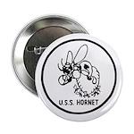 """USS Hornet (CV 8) 2.25"""" Button (100 pack)"""