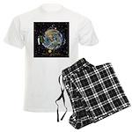 Hiker's Soul Compass Space Pajamas