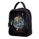Hiker's Soul Compass Space Neoprene Lunch Bag