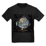Hiker's Soul Compass Space T-Shirt