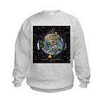 Hiker's Soul Compass Space Sweatshirt