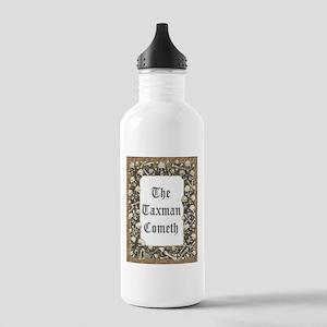 The Taxman Cometh Water Bottle