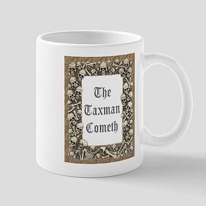 The Taxman Cometh Mugs