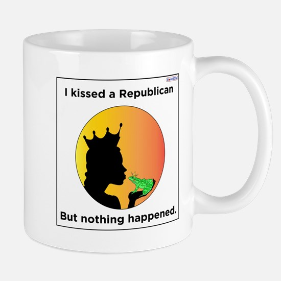 I Kissed A Republican / Mugs