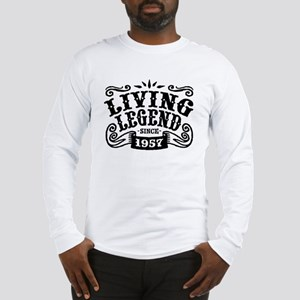 Living Legend Since 1957 Long Sleeve T-Shirt