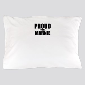 Proud to be MARNIE Pillow Case