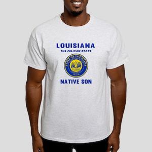 Louisiana Native Son T-Shirt