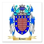 Rymer Square Car Magnet 3