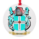 Rylance Round Ornament