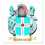 Rylance Square Car Magnet 3