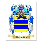 Ryhorovich Small Poster