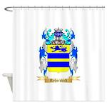 Ryhorovich Shower Curtain