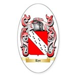 Rye Sticker (Oval 50 pk)