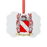 Rye Picture Ornament
