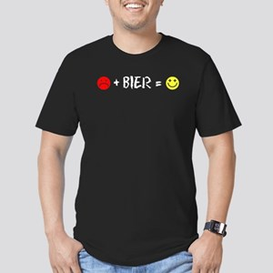 Plus Bier Equals Happiness T-Shirt