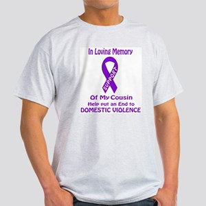 In memory/Cousin Light T-Shirt