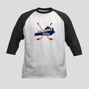 Kentucky Hockey Kids Baseball Jersey