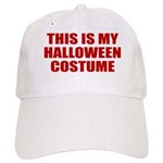 This is My Halloween Costume Cap