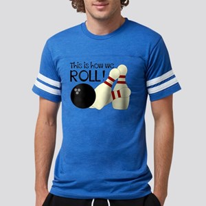 Bowling How We Roll T-Shirt