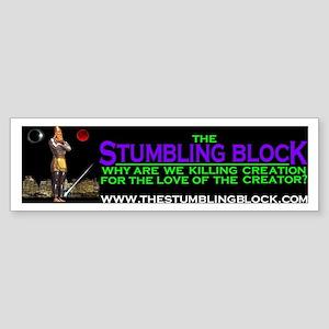 The Stumbling Block - Black